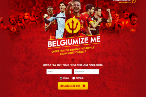 Belgiumize