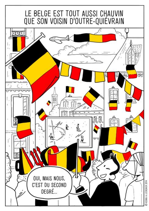 Le Belge BD