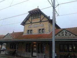 De Haan gare